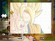 Sort my tiles Dragon Ball Z online