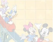 Sort my tiles Mickey friends in roller coaster online