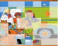 Sort my tiles Scooby Doo online