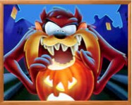 Sort my tiles Taz halloween online